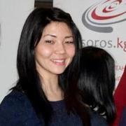 Saltanat Asankozhoeva