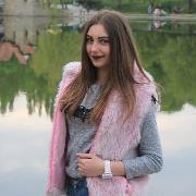 Kristina Drahanchyk
